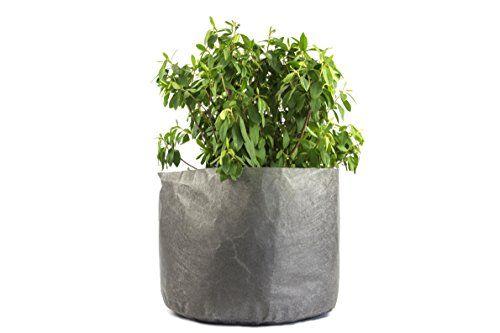 5-Pack-3-Gallon-Fabric-Grow-Bags-10-Round-X-8-Tall-Ruths-Tree-Farm-Fabric-Pots-0-3