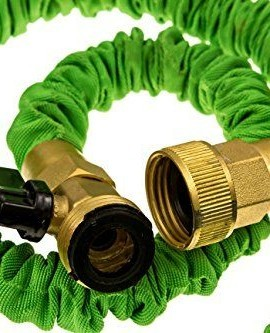 50ft-Expandable-Garden-Hose-Water-Hose-Solid-Brass-Ends-8-Position-Spray-Nozzle-34Inch-Lightweight-Expanding-Flexible-Gen8-Products-0-3