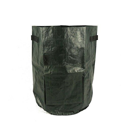 Amgate-Garden-Potato-Grow-Bag-Vegetables-Planter-with-Access-Flap-for-Harvesting-Eco-friendly-Waterproof-Pe-14-Diameter-X-18-Height-0-0
