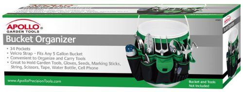 Apollo-Precision-Tools-DT0825-5-Gallon-Bucket-Garden-Tool-Organizer-BlackGreen-0-1