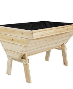 Best-Choice-Products-4×3-Raised-Vegetable-Garden-Bed-Patio-Backyard-Grow-Flowers-Elevated-Planter-0-1