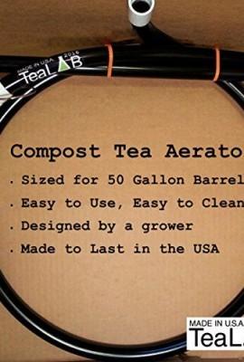 Compost-Tea-Kit-50-Gallon-Brewer-Kit-BubbleSnake-Large-Brew-Bag-Air-Pump-Tubing-0