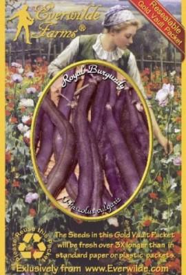 Everwilde-Farms-Royal-Burgundy-Green-Bean-Seeds-Gold-Vault-0-0