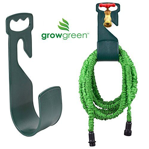 GrowGreen Garden Hose 50 Feet Strongest Hose Water Hose