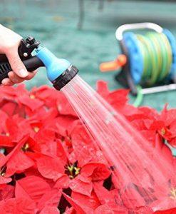 Garden-Hose-Reel-Cart-70-Feet-Greenblue-Hose-Reel-Cart-1-Set-for-Home-Garden-Car-Watering-0-3