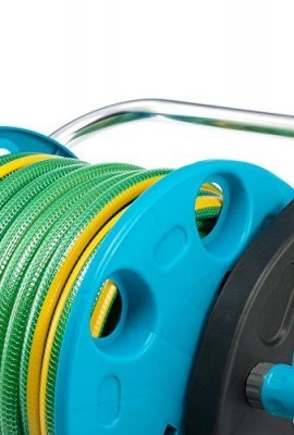 Garden-Hose-Reel-Cart-70-Feet-Greenblue-Hose-Reel-Cart-1-Set-for-Home-Garden-Car-Watering-0-6