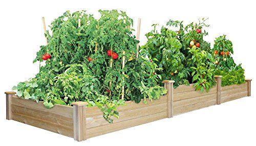 Greenes-Fence-Tall-Tiers-Dovetail-Raised-Garden-Bed-0