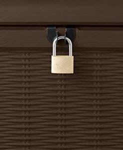 Keter-Plastic-Deck-Storage-Container-Box-Outdoor-Patio-Garden-Furniture-110-Gal-Brown-0-2
