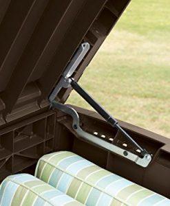 Keter-Plastic-Deck-Storage-Container-Box-Outdoor-Patio-Garden-Furniture-110-Gal-Brown-0-3