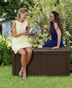 Keter-Plastic-Deck-Storage-Container-Box-Outdoor-Patio-Garden-Furniture-110-Gal-Brown-0-7
