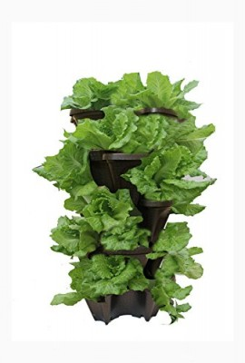 Large-5-Tier-Vertical-Garden-Tower-5-Black-Stackable-Indoor-Outdoor-Hydroponic-and-Aquaponic-Planters-0-0