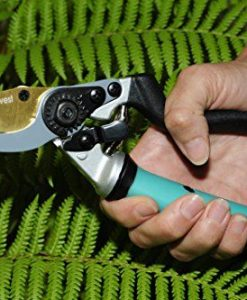 Steel-Bypass-Pruning-Shears-Titanium-Coated-Blades-Premium-Garden-Clippers-Gentle-Giant-Ergonomic-Rotating-Handle-Makes-Clipping-Fruit-Trees-Bushes-Easy-This-Garden-Tool-Helps-Avoid-Carpal-Tunnel-and–0-7