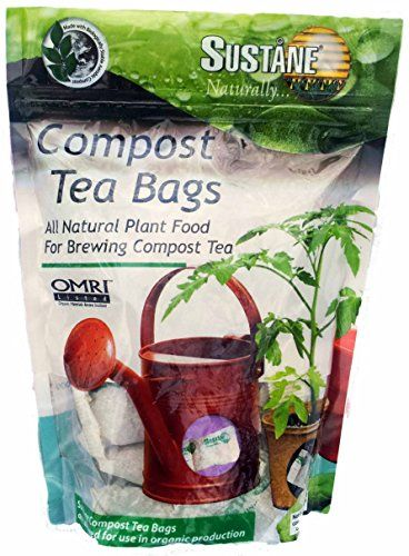 Compost tea archives container garden club for Compost soil bags