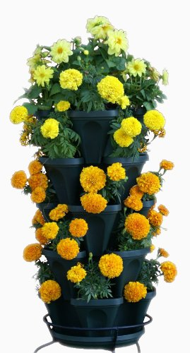 5 Tier Stackable Strawberry Herb Flower Amp Vegetable
