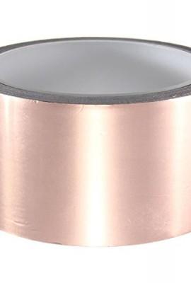 50mm-x20M-Adhesive-Single-Face-Electric-Conduction-Copper-Foil-Tape-EMI-Shielding-Guitar-Slug-and-Snail-Barrier-0-2