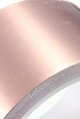 50mm-x20M-Adhesive-Single-Face-Electric-Conduction-Copper-Foil-Tape-EMI-Shielding-Guitar-Slug-and-Snail-Barrier-0-3