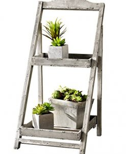 Foldable-Wooden-Plant-Stand-for-Outdoor-or-Greenhouse-Two-Shelves-Product-SKU-GD221635-0-0