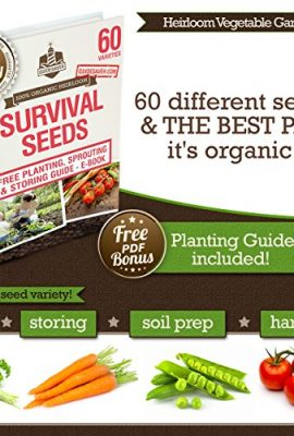 100-Organic-Heirloom-Seeds-60-Varieties-Non-GMO-Vegetable-Fruits-Herbs-Grown-in-USA-for-Quality-Assurance-This-Vegetable-Garden-Survival-Seeds-Pack-Comes-With-A-100-Lifetime-Guarantee-0-4