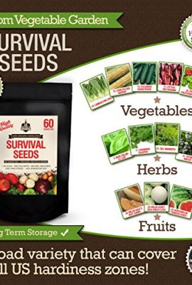 100-Organic-Heirloom-Seeds-60-Varieties-Non-GMO-Vegetable-Fruits-Herbs-Grown-in-USA-for-Quality-Assurance-This-Vegetable-Garden-Survival-Seeds-Pack-Comes-With-A-100-Lifetime-Guarantee-0-5
