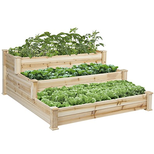 Best-Choice-Products-Raised-Vegetable-Garden-Bed-3-Tier-Elevated-Planter-Kit-Gardening-Vegetable-0