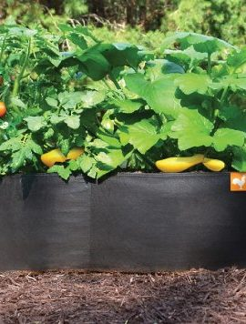 Victory 8 Fabric Raised Garden Bed Container Garden Club