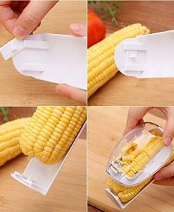 SameTech-Corn-Stripper-Cutter-Corn-shaver-Peeler-Kitchen-Cooking-tools-Remover-With-Hand-Protector-0-5