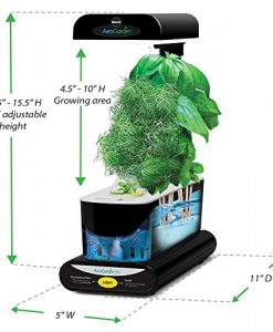 Miracle-Gro-AeroGarden-Sprout-with-Gourmet-Herb-Seed-Pod-Kit-Black-0-2